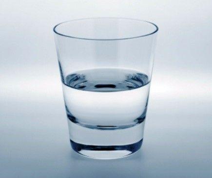 Resiliência e a teoria do copo meio cheio