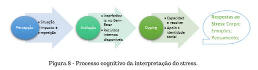 processo cognitivo do stress