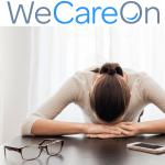 exemplo de como o síndrome de burnout em professores pode ter várias consequências a nível físico, emocional e psíquico.